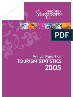 SG Annual Report on Tourism Statistics 2005