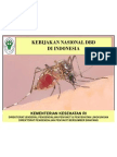 Kebijakan Nasional Demam Berdarah Dengue Di Indonesia 2010