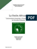 ¿Qué es la Unión Africana?