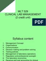 Lecture 1-Management Concept