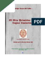 El-Rito Primitivo y La Logia Lautaro