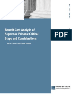 Benefit-Cost Analysis Of