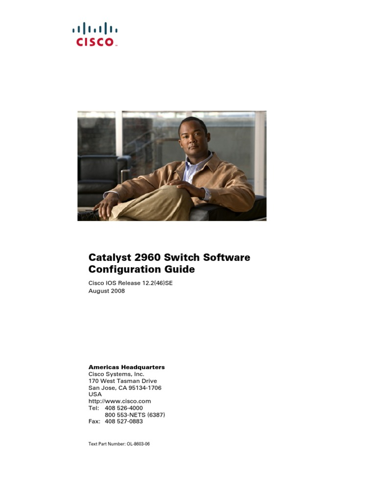 2960configurationguide I Pv6 Radius Intervlan Routing With Catalyst 3750 3560 3550 Series Switches Cisco