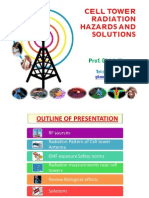 Workshop Presentation - Cell Tower Radiation Hazards and Solutions 20 Nov 2011