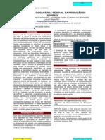 PURIFICAÇÃO DA GLICERINA RESIDUAL DA PRODUÇÃO DE BIODIESEL