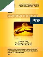 2011 DTSS PCA Dasar Dasar Pemeriksaan