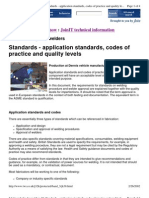 General Guide - Codes and Standards