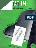 bud powell jazz masters pdf
