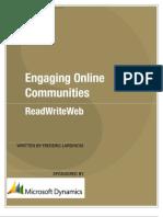 engagingonlinecommunitiesrev3-101213104642-phpapp02
