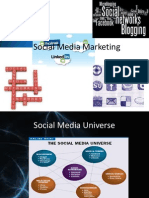 Social Media Marketing Ppt