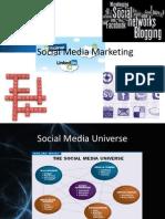 Social Media Marketing Ppt