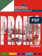 PROMOTIA IERNII 2011-2012