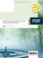 MixRite-ApplicationsCatalog_2010 (elektriksiz sıvı katkı dozajlama pompası)