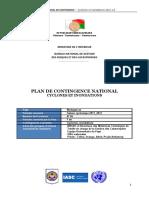 Plan de contingence pour cyclones et inondations - (BNGRC, IASC, PNUD - 2011)