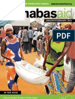 Barnabas Aid January/February 2012