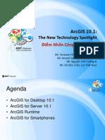 4. ArcGIS10.1 _ Tanawat, Anand, Vu Huu Tuan, Nguyen Viet Cuong