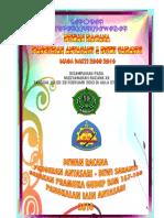 LPJ Dewan Racana Pangeran Antasari & Dewi Saranti Gerakan Pramuka Gudep in 167-168 Pangkalan IAIN Antasari Masa Bakti 2009-2010