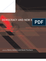 Democracy and New Media Media in Transition [1]