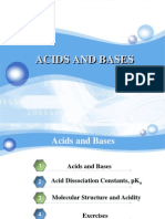 Acids and Bases1