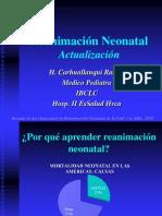 2011 RCP Neonatal