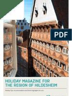 Hildesheim - Holiday Magazine 2012