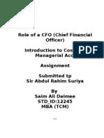 Role Cfo 12245 Saim