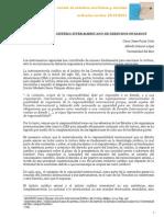 La Tortura en El Sistema Interamericano de Derechos Humanos