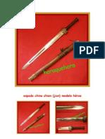 Espada China Chien