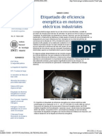 Saber Como - Instituto Nacional de Tecnologia Industrial - Argentina