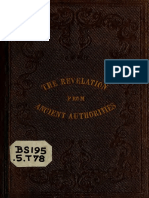 Tregelles. The book of Revelation