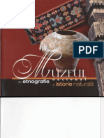 Muzeul Naţional de Etnografie şi Istorie Naturală-Ghid 2009