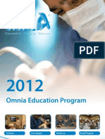 Surgical Education courses 2012