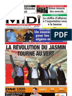 Midi Libre Algerie 26 Oct 2011