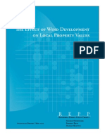 REPP Property Value Study