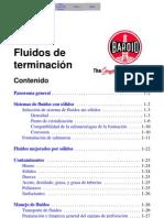 FLUIDOS DE TERMINACION