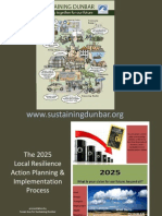 Development of a Local Resilience Action Plan