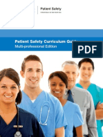 Patient Safety Guide