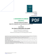 Assurance Islamique Editions Gedis