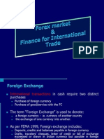 Forex and Export Finance