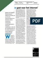 20111217 Twentsche Tubantia Print