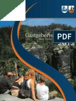 Gastgeberverzeichnis Stadt Wehlen 2012