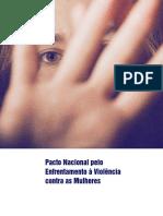 Pacto nacional pelo enfrentamento à violência_livro 2010