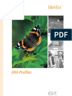 Performance Folder Varelisa ANA Profiles
