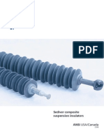 Sediver Composite Suspension Insulators Usa