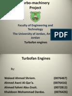 Turbo Machinery