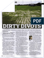 Dirty Divots Golfweek