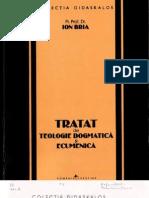 (ion bria) tratat de teologie dogmatica si ecumenica