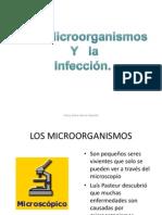 Los microorganismos y la infecci¢n semana 3