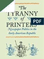 The Tyranny of Printers