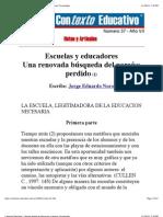 Contexto Educativo - Revista digital de Educación y Nuevas Tecnologías